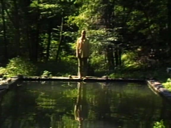 Bill Viola, The reflecting pool, 1977