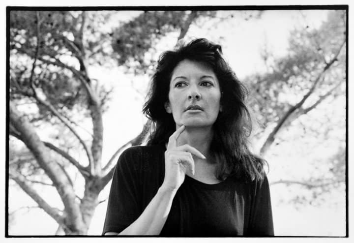 Marina Abramovic 1989