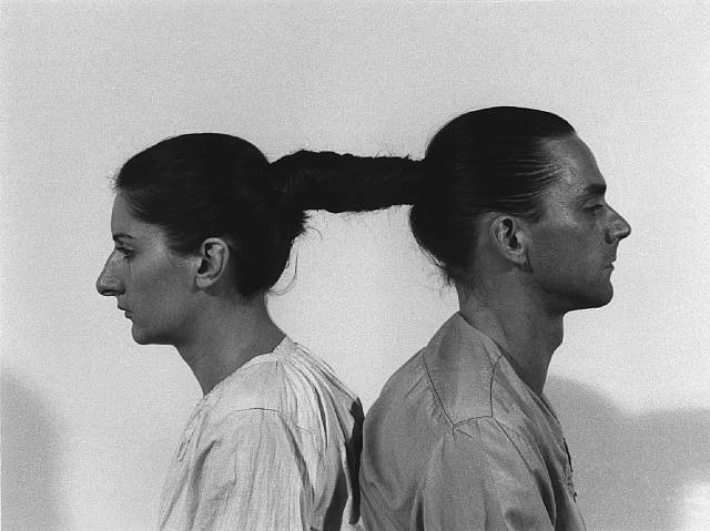 Marina Abramovic, Ulay, RELATION IN TIME, 1977