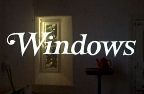 P. Greenaway, Windows, 1975