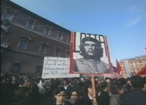 Mario Schifano, Umano non umano, 1972