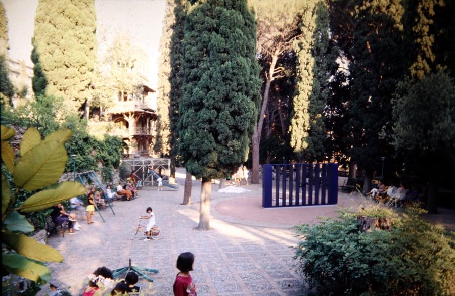 Maurizio Camerani. Soglia. 1991. Maurizio Camerani. Rassegna internazionale del video d'autore. Taormina.
