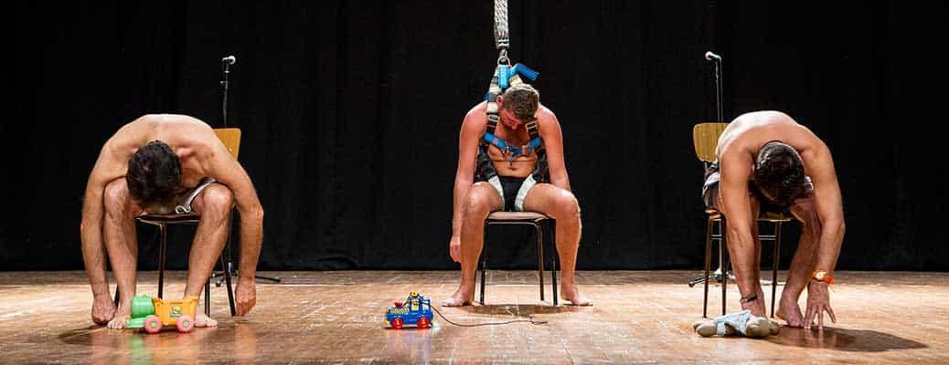 Babilonia Teatri. Pinocchio. 2012. Nirmal Caselli Photo