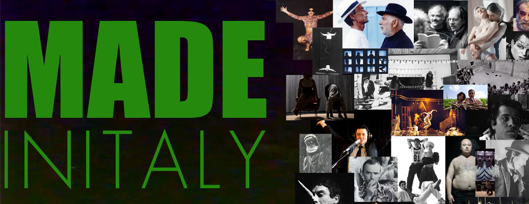 New Theatre Made in Italy project