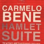 Hamlet suite, Poster, Metastasio Theater in Prato, 14-18 December 1995