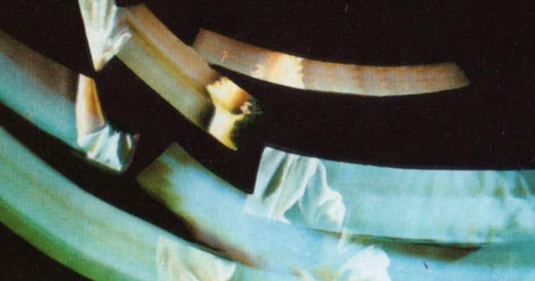 Studio Azzurro e Giorgio Barberio Corsetti. La camera astratta. 1987. Copertina.