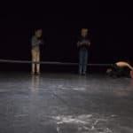 CollettivO CineticO. Amleto. 2014. Teatro Vascello, Roma, 13 Dicembre 2014. Foto di Carolina Farina.