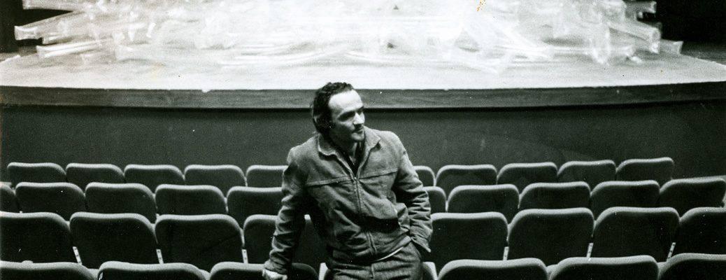 Simone Carella. Esempi di Lucidità. 1978. Ginevra. © Archivio Privato Simone Carella.