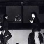 Carlo Cecchi. Woyzeck. 1974. Photo by Antonia Cesareo. Published in F. Quadri, 'L'avanguardia teatrale in Italia', vol. I, Giulio Einaudi editore, Turin 1977.