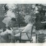 Retro tessera Faticosa messinscena, Teatro La Ringhiera, 1967. Pubblicata in Gianni Manzella, 'La bellezza amara. Arte e vita di Leo de Berardinis', La Casa Usher, 2010, pag.14