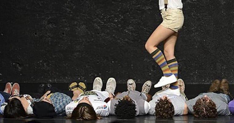 CollettivO CineticO. Age. 2012-2014. Festival Ammutinamenti di Ravenna. Foto di Vincenzo Foggia