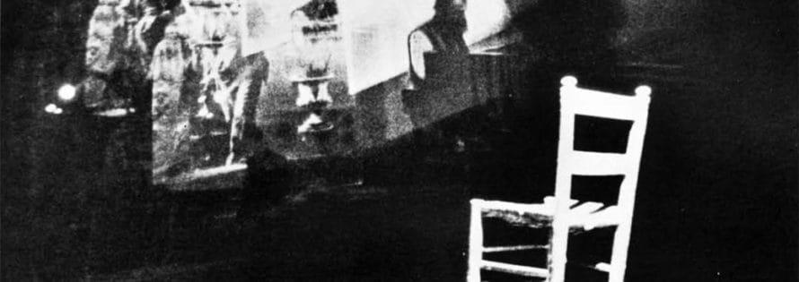 Simone Carella. Autodiffamazione. 1976.