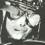 Leo e Perla, La faticosa messinscena dell'Amleto di William Shakespeare. 1967. Fotogramma di uno dei film proiettati. Pubblicato in G. Bartolucci, 'La scrittura scenica', Roma, Lerici, 1968, p. 296