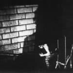 Il Carrozzone. Vedute di Porto Said. 1978. Foto di Giuseppe Pino. Pubblicata in Rossella Bonfiglioli (a cura di) 'Frequenze barbare : Teatro Ambiente, Cinema, Mass Media, Metropoli, Musica, Pornografia nel Carrozzone Magazzini Criminali Prod.', La Casa Usher, Firenze 1981, p.139