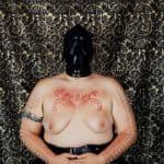 Catherine Opie. Self-Portait/Pervert. 1994. Solomon R. Guggenheim Museum, New York