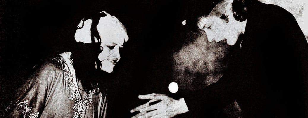 Leo de Berardinis and Perla Peragallo