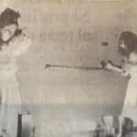 Leo de Berardinis e Perla Peragallo. Avita muri. 1978. Pubblicata in «Il popolo»,16 aprile 1978