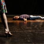 Deflorian/Tagliarini. Reality. 2012. Foto di Silvia Gelli.