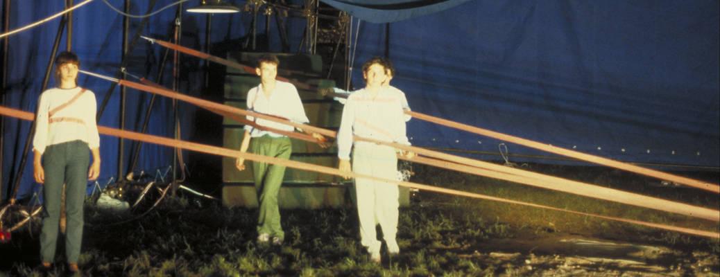La Gaia Scienza. Gli insetti preferiscono le ortiche.1982. Archivio privato Marco Solari.