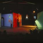 La Gaia Scienza. Cuori strappati. 1983. Marco Solari private archive.