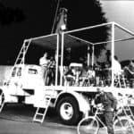 Carlo Quartucci. Camion-Histoire du soldat 1978. Pubblicata in E. Fadini, C. Quartucci, 'Viaggio nel Camion dentro l'avanguardia ovvero la lunga cinematografia teatrale 1960/1976', Cooperativa Editoriale Studio Forma, Torino 1976