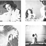 Carlo Quartucci. Nora Helmer. 'Nora Helmer in tournée' 1975.