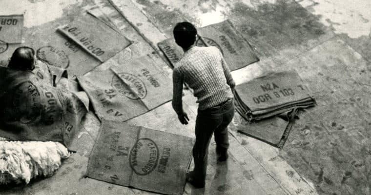 I testimoni, Teatro Stabile di Torino 1968, © foto di Italo Colombo.