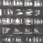 Mario Ricci, Illuminazione, 1967. Provini fotografici di Pietro Galletti