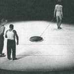 Remondi e Caporossi. Pozzo. 1978. La comparsa dell' 'uomo'.