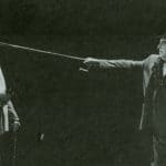 Remondi e Caporossi. Rem & Cap. 1988. Terza scena: Rem & Cap separati.