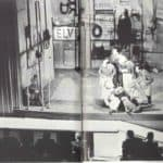 Carlo Quartucci-Giuliano Scabia, Zip, 1965, fotografie tratte da E. Fadini, C. Quartucci, 'Viaggio nel camion dentro l'Avanguardia', Cooperativa Studio Forma, Torino 1976.