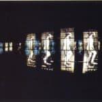 Umberto Bignardi, Implicor. 1972. Pubblicata in Maurizio Calvesi e Laura Cherubini, 'Umberto Bignardi. Opere dal 1958 al 1993', Roma, Università degli studi di Roma, 1994
