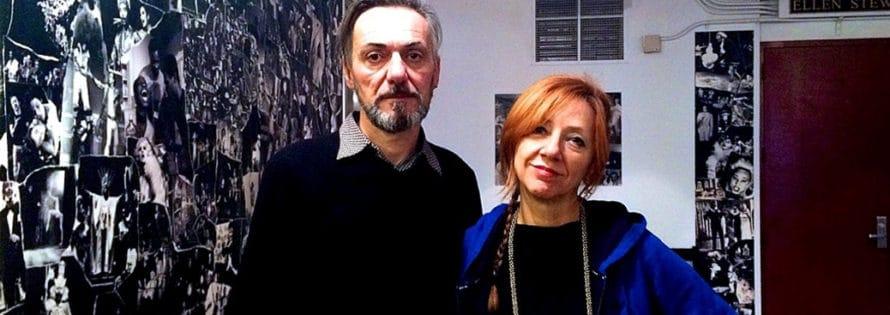 Motus. Enrico Casagrande and Daniela Nicolò.