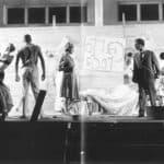 Carlo. Quartucci. Cartoteca. 1965. Pubblicata in 'Viaggio nel Camion dentro l'avanguardia ovvero la lunga cinematografia teatrale 1960/1976', Torino, Cooperativa editoriale Studio Forma, 1976, p. 72