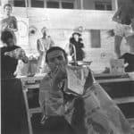 Carlo. Quartucci. Cartoteca. 1965. Pubblicata in 'Viaggio nel Camion dentro l'avanguardia ovvero la lunga cinematografia teatrale 1960/1976', Torino, Cooperativa editoriale Studio Forma, 1976, p. 71
