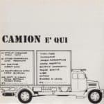 Alcuni momenti della vita e delle azioni di Camion