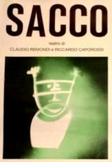 Claudio Remondi and Riccardo Caporossi. Sack. 1974. Poster