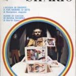 Mario Ricci, Moby Dick, 1971 foto Tommaso Le Pera, copertina