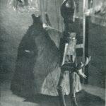 Mario Ricci, Movimento per marionetta sola numero due, 1964, foto Riccardo Orsini