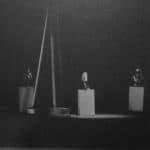 Movimento uno e due. Mario Ricci. 1964. Foto Pietro Galletti