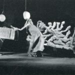 Mario Ricci, Pelle d'asino, 1965. foto di Riccardo Orsini