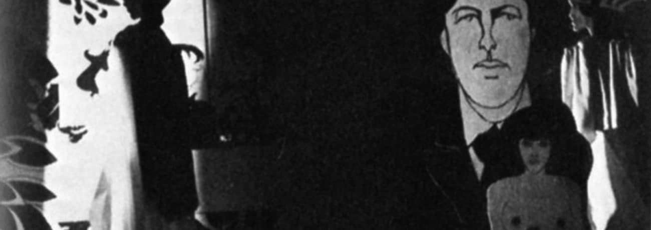 Mario Ricci, Salomè, 1966, foto di John G. Ross, archivio 'Skema', pubblicata in Franco Quadri, L'avanguardia teatrale in Italia (materiali 1960-1976), 2 voll., I, Einaudi, Torino 1977.