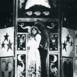 Mario Ricci, Le tre Melarance, 1973, foto di Pino Grimaldi, nella foto Deborah Hayes.
