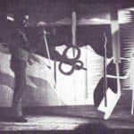 Mario Ricci, I Viaggi di Gulliver, 1966. Foto di Luigi Perrone.