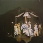 Re Lear, da un'idea di granteatro di William Shakespeare. Mario Ricci. 1970. Foto di Luigi Perrone.
