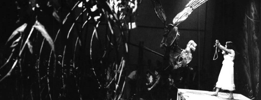 Orlando furioso. Luca Ronconi. 1969.