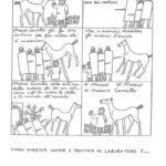 Giuliano Scabia. Marco Cavallo. 1973. Pubblicato in Giuliano Scabia, 'Marco Cavallo. Un'esperienza di animazione in un ospedale psichiatrico', Einaudi, Torino,1976.