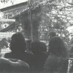 Giuliano Scabia. Il Gorilla Quadrumàno. 1974. Marmoreto, Cantastorie per Domenico Notari. Foto di Amanzio Fiorini di Nismossa.