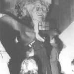 Giuliano Scabia. Marco Cavallo. 1973. Pubbicata su Giuliano Scabia, 'Marco Cavallo, un'esperienza di animazione in un ospedale psichiatrico', Einaudi, Torino 1976. © Tutti i diritti riservati.