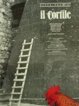 Sosta Palmizi. Il cortile. 1985. Locandina.